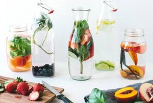 Infusiones deliciosas y refrescantes para el calor
