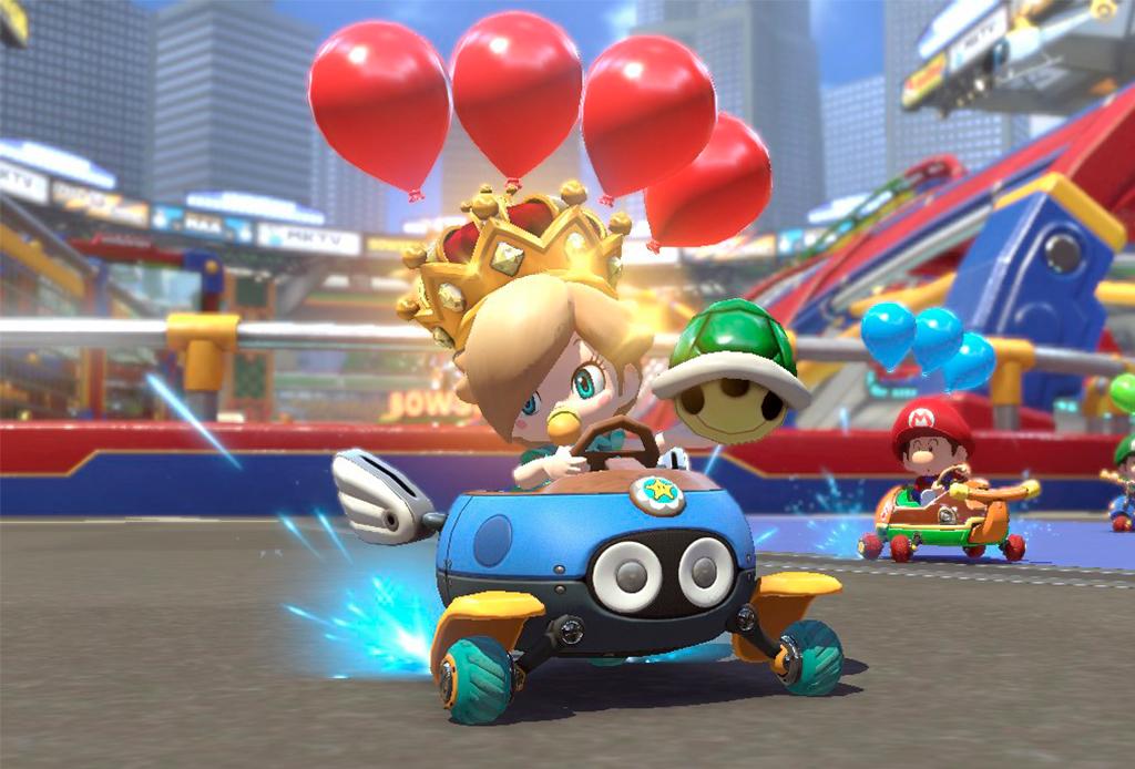 Esto es lo que esperamos para el nuevo Mario Kart Tour en smartphone - mario-kart-tour-2