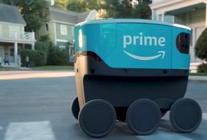 Conoce a 'Scout' el nuevo robot para hacer delivery de Amazon