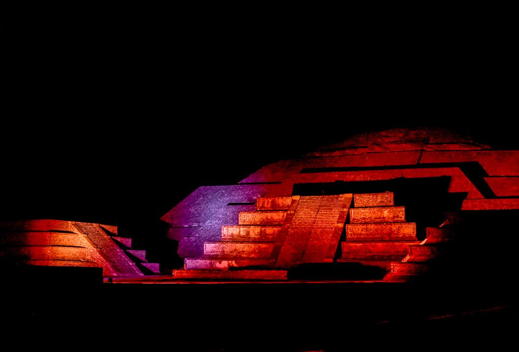 Happenings: todo lo que puedes hacer este fin de semana en la CDMX (22-24 febrero) - teotihuacan-experiencia-nocturna