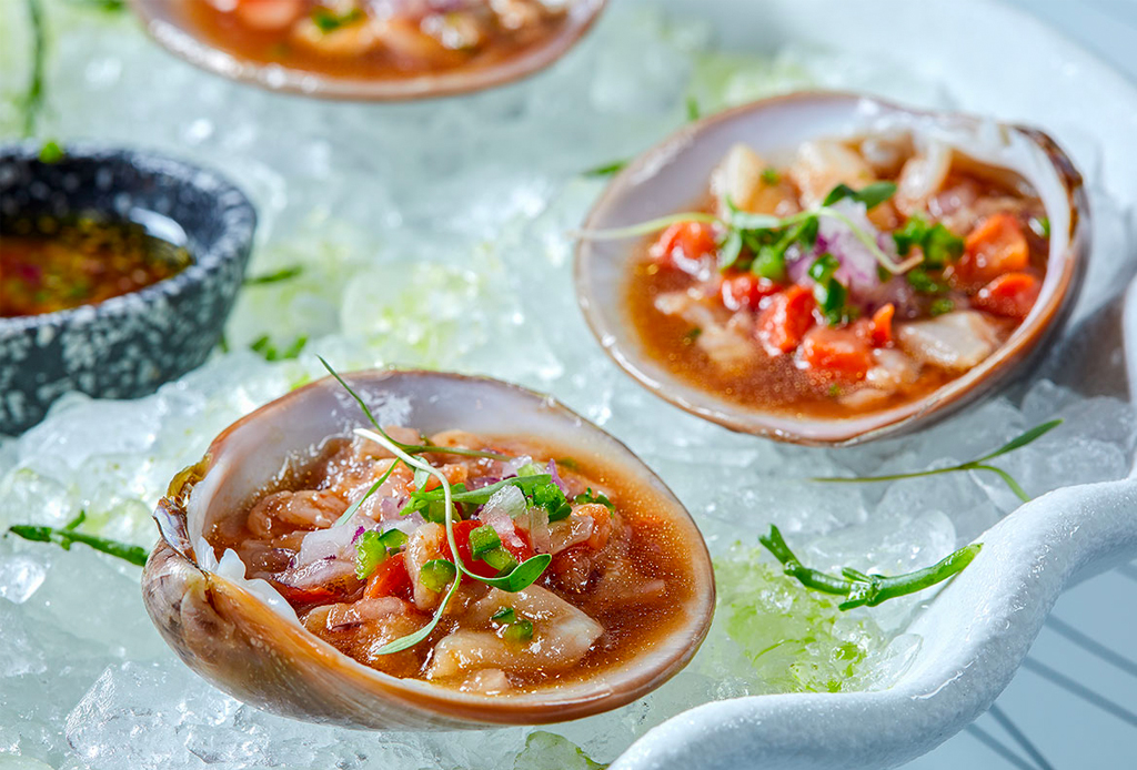 De acuerdo a los chefs, estas serán las tendencias de comida más importantes de 2020 - terrazas-mariscos-3