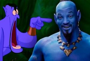 Esta es la rutina fitness que Will Smith siguió para interpretar al genio en Aladdin