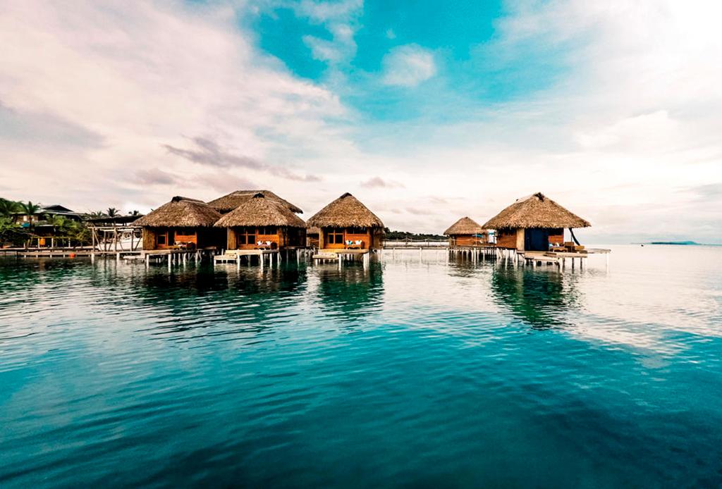 Bungalows en el mar que puedes rentar en AirBnb - bungalows-8