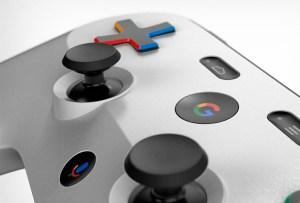 Así se verá el nuevo control de Google videogames