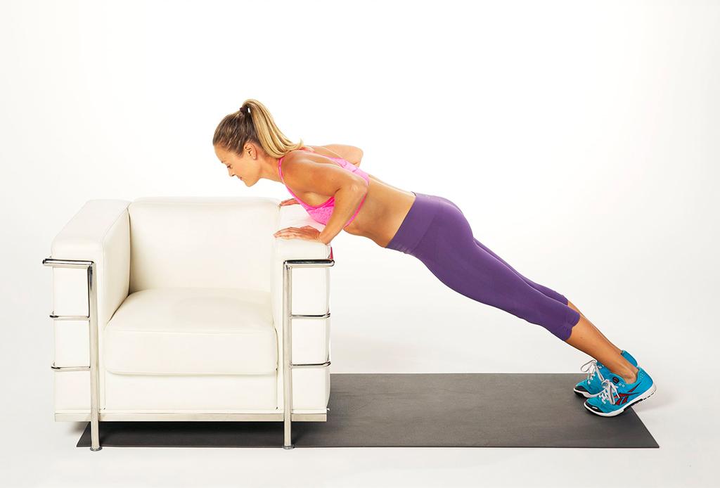 Los ejercicios que debes hacer, según Kayla Istines, si estás embarazada - ejercicios-embarazo-2