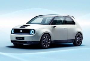Honda E Prototype, el auto eléctrico (muy veloz) que se robará la atención muy pronto
