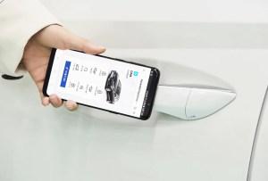 Tu smartphone podrá convertirse en una llave digital para encender tu auto