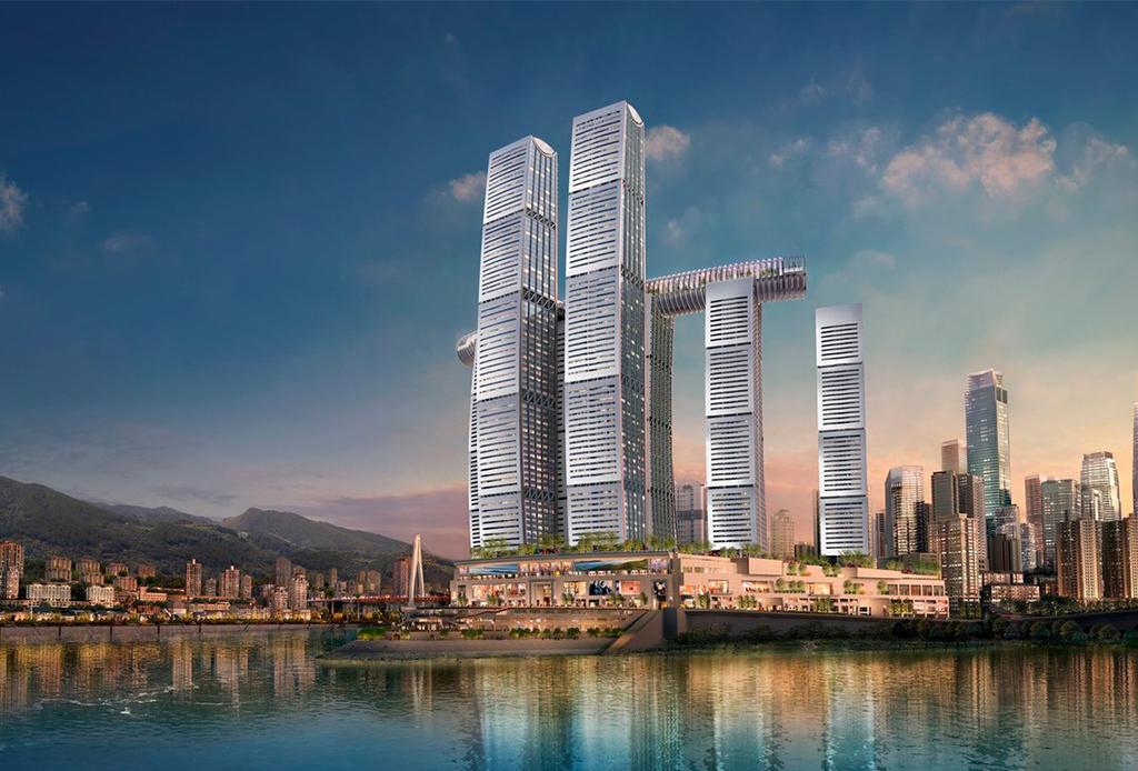The Crystal, el primer rascacielos horizontal que TIENES que conocer - rascacielos-horizontal-3