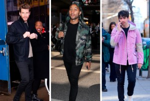 Los famosos te dicen cómo vestir de la mejor forma los jeans negros