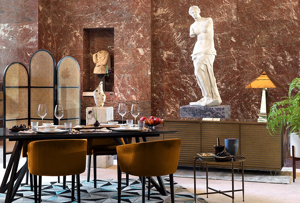 ¿Te imaginas dormir en el Louvre? Airbnb lo hace posible - louvre-airbnb-3