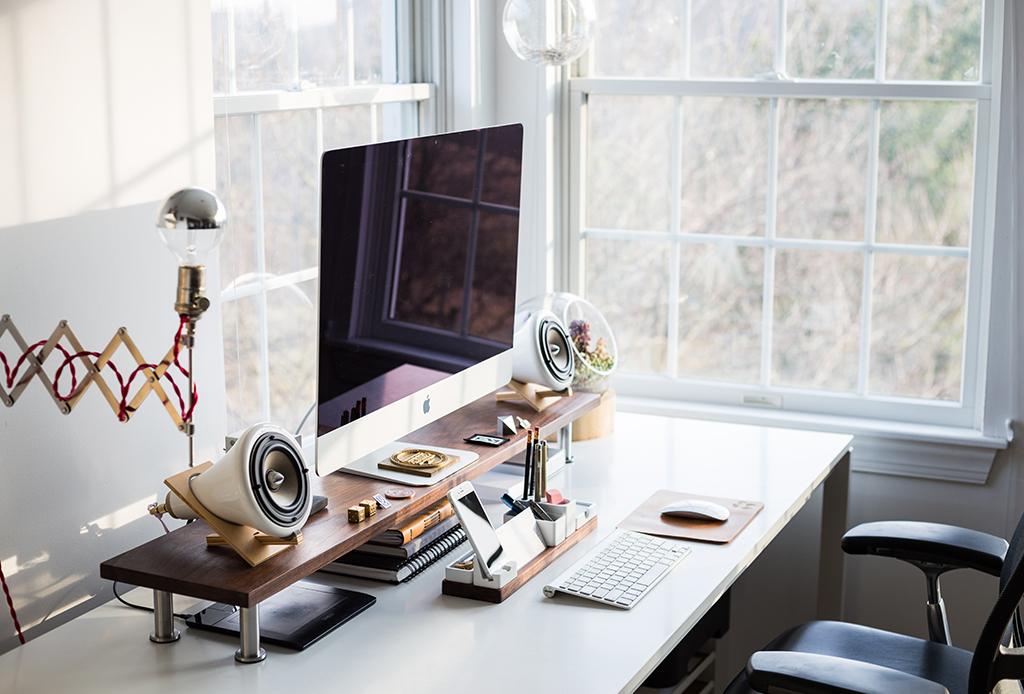 5 Consejos para lograr que tu espacio de trabajo sea armónico - oficina-armonica-3