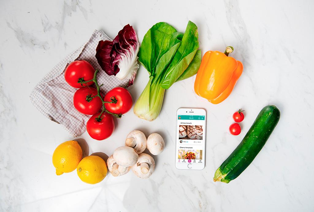 Existe una aplicación para compartir comida y disminuir el desperdicio - olio-2