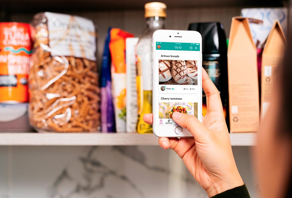 Existe una aplicación para compartir comida y disminuir el desperdicio - olio-3