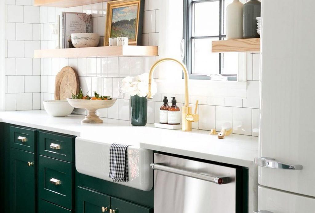 5 tips básicos para redecorar tu cocina