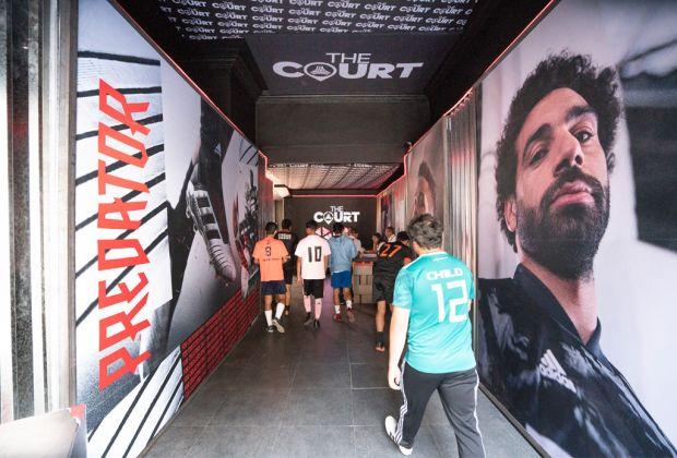 Tango Court: el nuevo hot spot para los amantes del fútbol - adidas-tango-court-entrance-1024x694