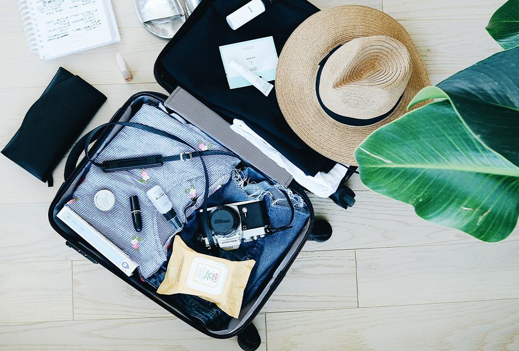 ¿Sales de viaje pronto? Esto es lo que puedes y lo que no puedes llevar en la maleta de mano