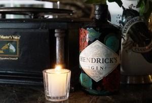 Gin Palace - hendricks-popup