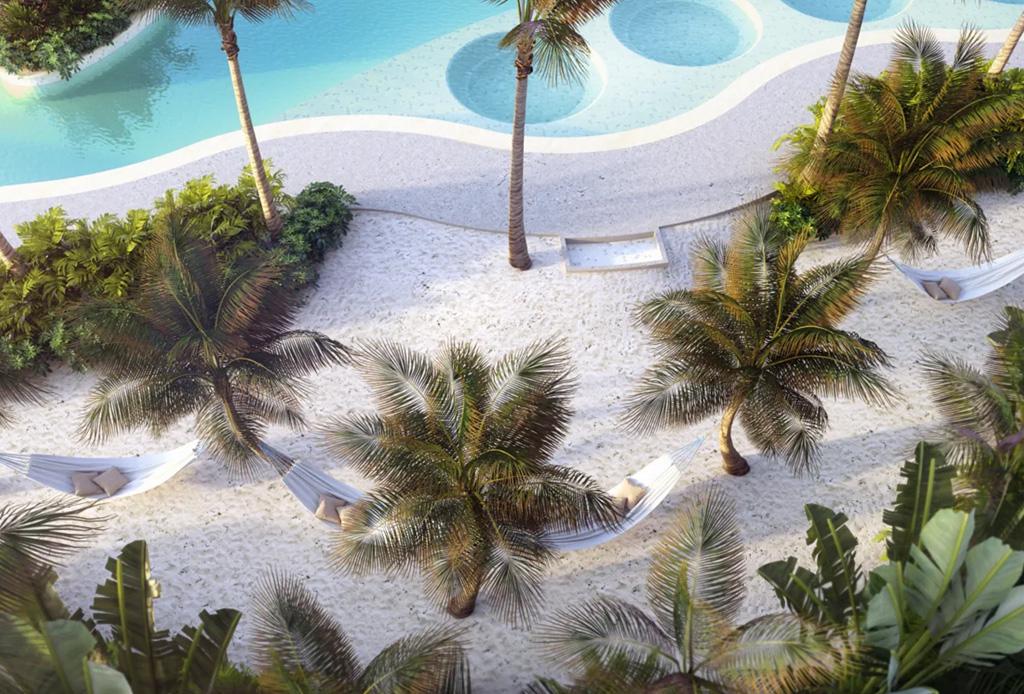 La Riviera Maya tendrá un nuevo parque acuático que ¡tienes que conocer! - jungala-parque-acuatico-vidanta-1024x694