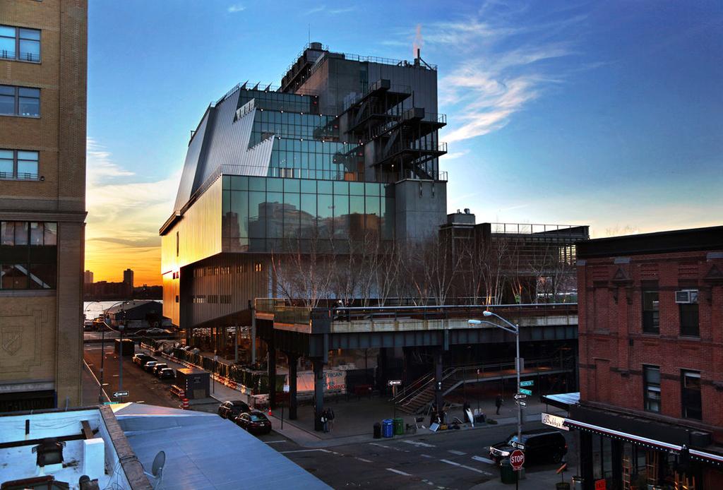 El nuevo edificio del Whitney en NY es el nuevo spot cultural de la ciudad