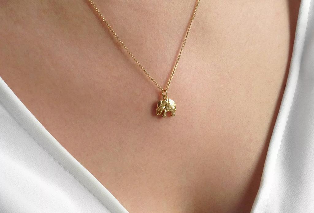 ad56ebf68488 Piezas de joyería mexicana para las amantes de los elefantes