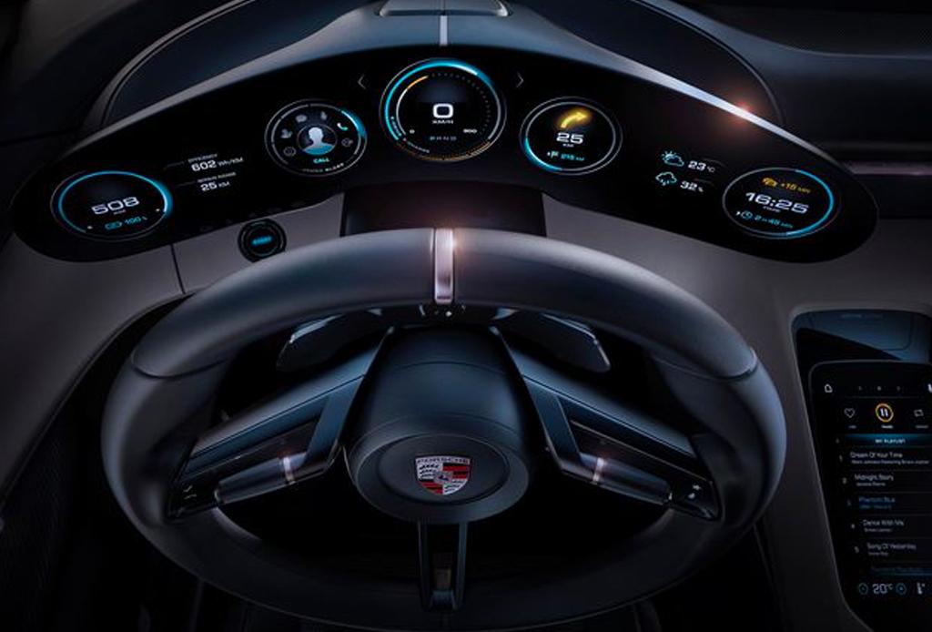 3 razones que hacen del Porsche Taycan uno de los mejores autos eléctricos del mundo - taycan-4-1024x694
