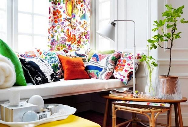 Agregar colores a la decoración de tu casa puede aumentar tu felicidad - terapia-color-decoracion-interiores-1