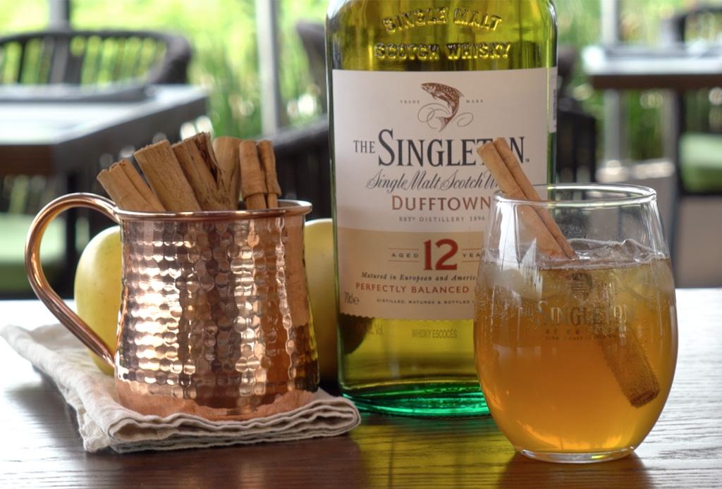 Highland Tempest: el cóctel que celebra la disrupción y destaca entre la mixología - whisky-the-singleton-highland-tempest-1024x694