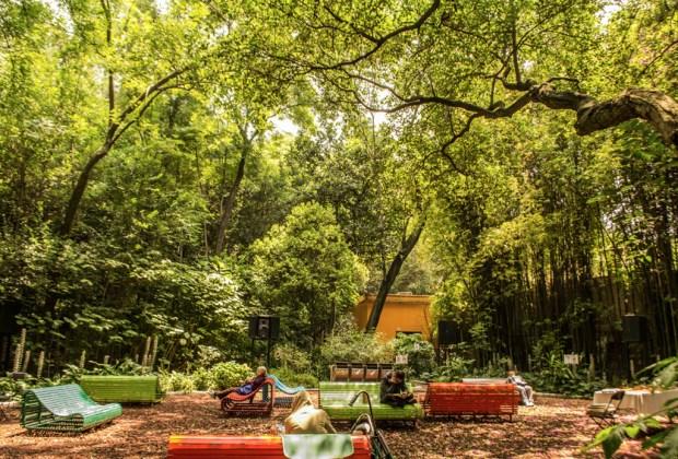 Lugares en la CDMX para vivir experiencias de arte sonoro - audiorama-chapultepec