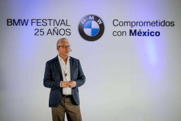 BMW celebra 25 años en México con la séptima generación del Serie 3 - bmw25ancc83os-4