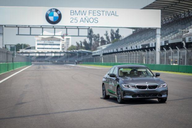 BMW celebra 25 años en México con la séptima generación del Serie 3 - bmw25ancc83os-43
