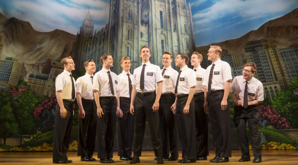 The Book of Mormon - book-of-mormon