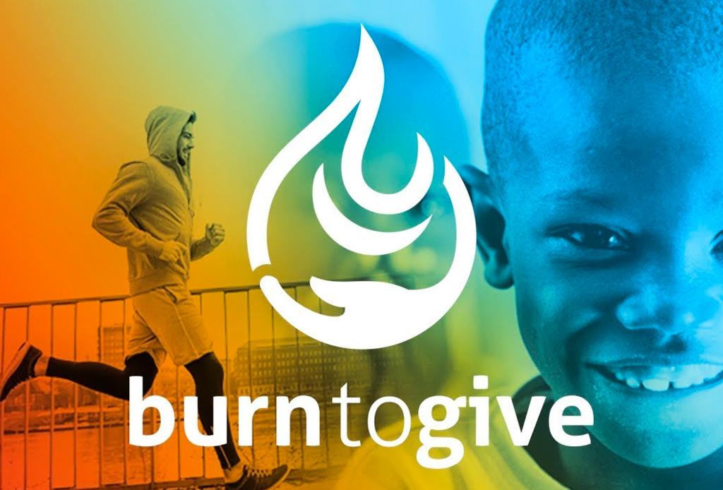Burn to Give: la app que transforma las calorías que tú quemes en nutrición para niños