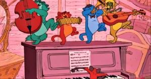 ¡También nos sorprendimos! Estas caricaturas te hicieron amar el jazz sin que te dieras cuenta