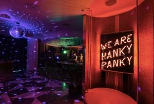 Suicide Squad Escape Room en W Mexico City - hanky-panky-w