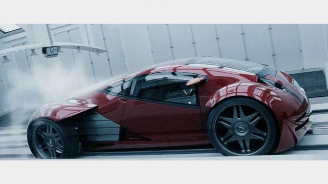 Autos futuristas que han aparecido en películas que te quitarán el aliento - lexus
