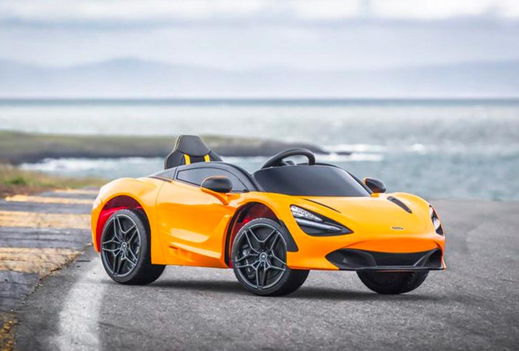 McLaren 720S, el auto eléctrico deportivo para los más pequeños - mc-laren-nincc83os-3-1024x694