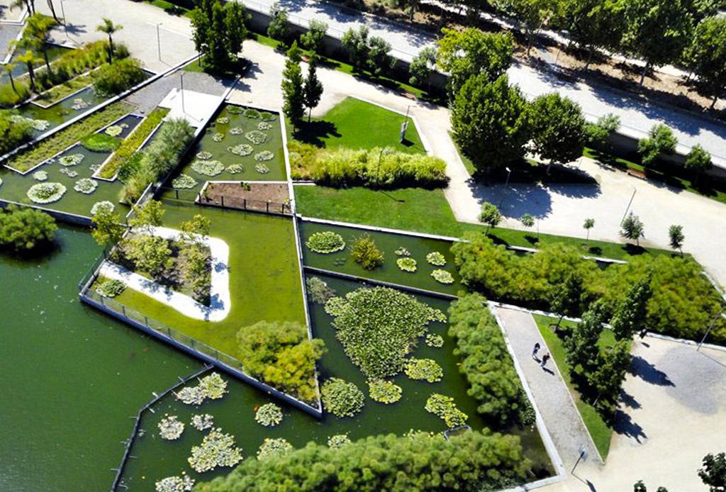 5 lugares perfectos para hacer un picnic en la CDMX - parque-bicentenario-1024x694