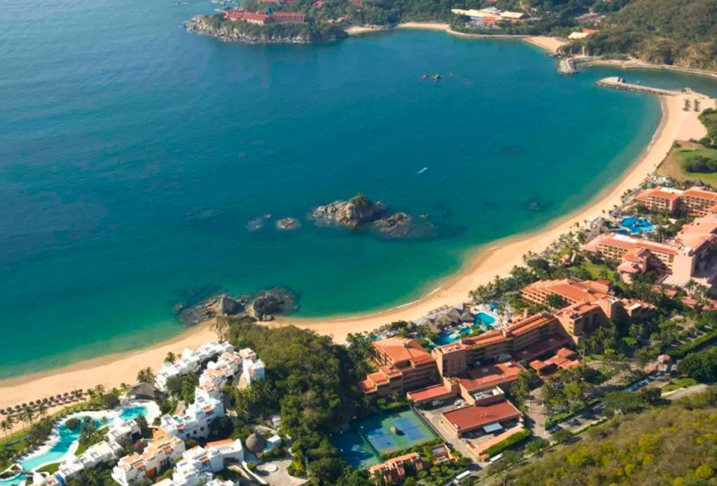 Estas son las playas favoritas de los mexicanos - playas-mexico-4-1024x694