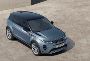 Range Rover Evoque MHEV es la versión más eco-friendly de esta SUV
