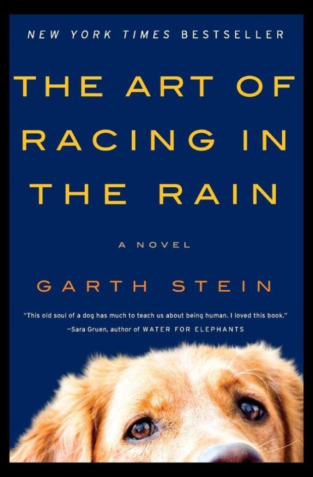 Estos libros en los que las mascotas son protagonistas te harán llorar - art-racing-1