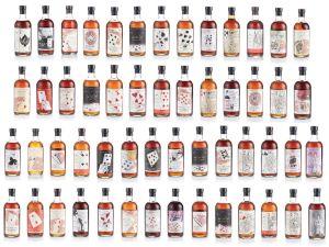 Venta de colección de whisky japonés rompe récord de casi $1 mdd