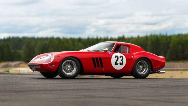 Estos son los mejores Ferraris de la historia - gto