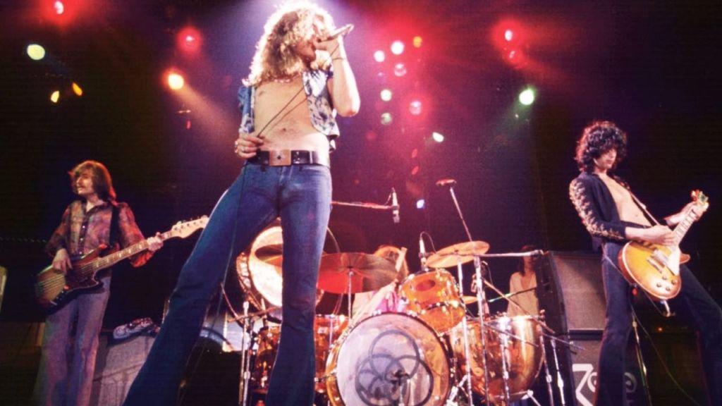 Este playlist te mostrará por qué Led Zeppelin cambió el rock para siempre