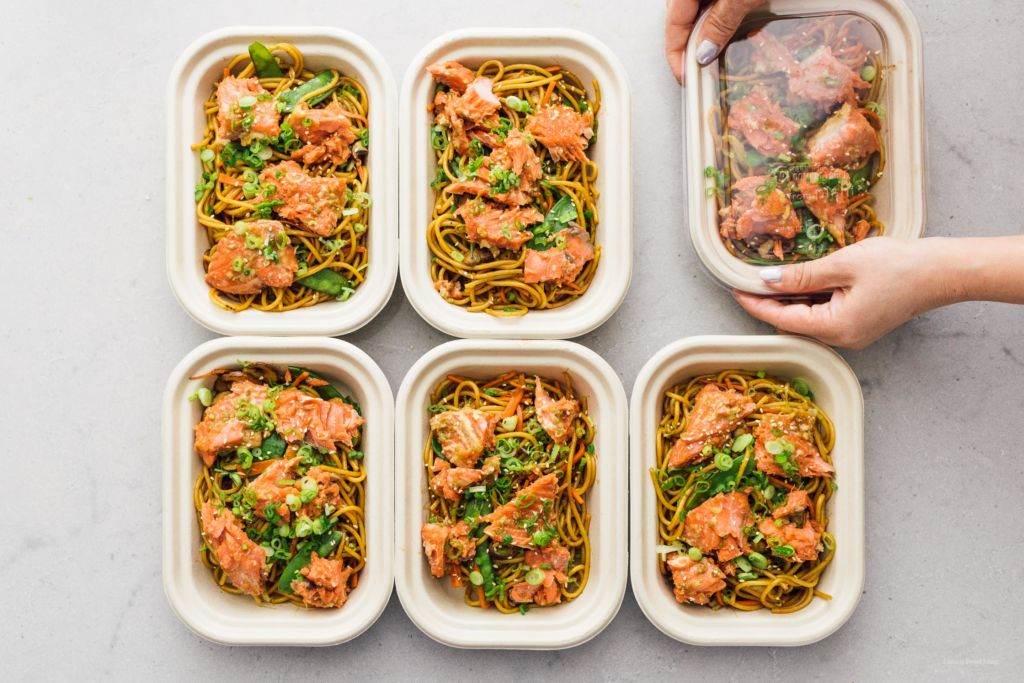 Meal prep sunday: prepara comida para toda la semana