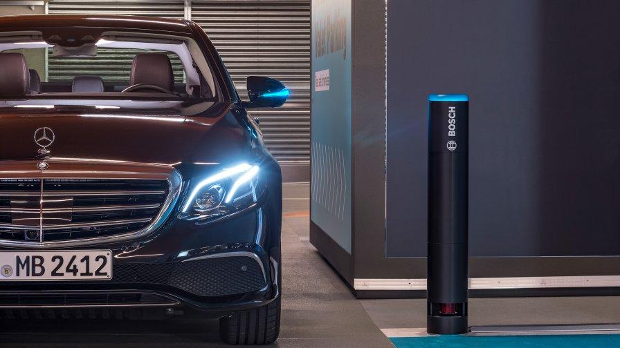 El primer servicio de valet autónomo se encuentra en el museo de Mercedes Benz