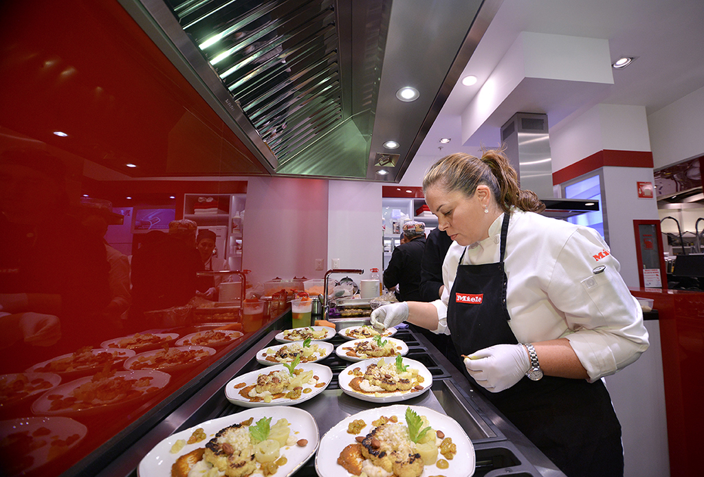 """Conoce """"Design for Life"""" la experiencia gastronómica de Miele y Palacio de Hierro - miele-2-1024x694"""