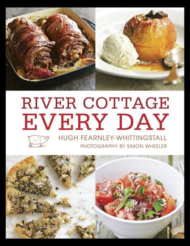 Estos libros de cocina te harán olvidarte de los viejos recetarios - river-1
