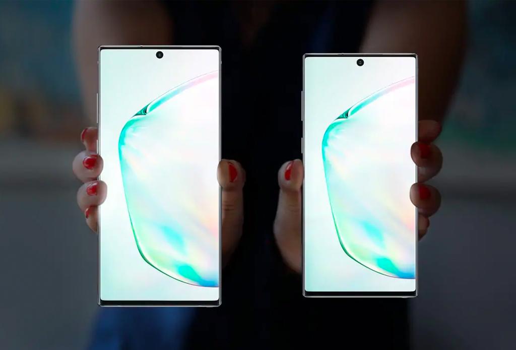 Las 5 cosas que nos encantaron del Samsung Galaxy Note 10 - samsung-note-10-5-1024x694