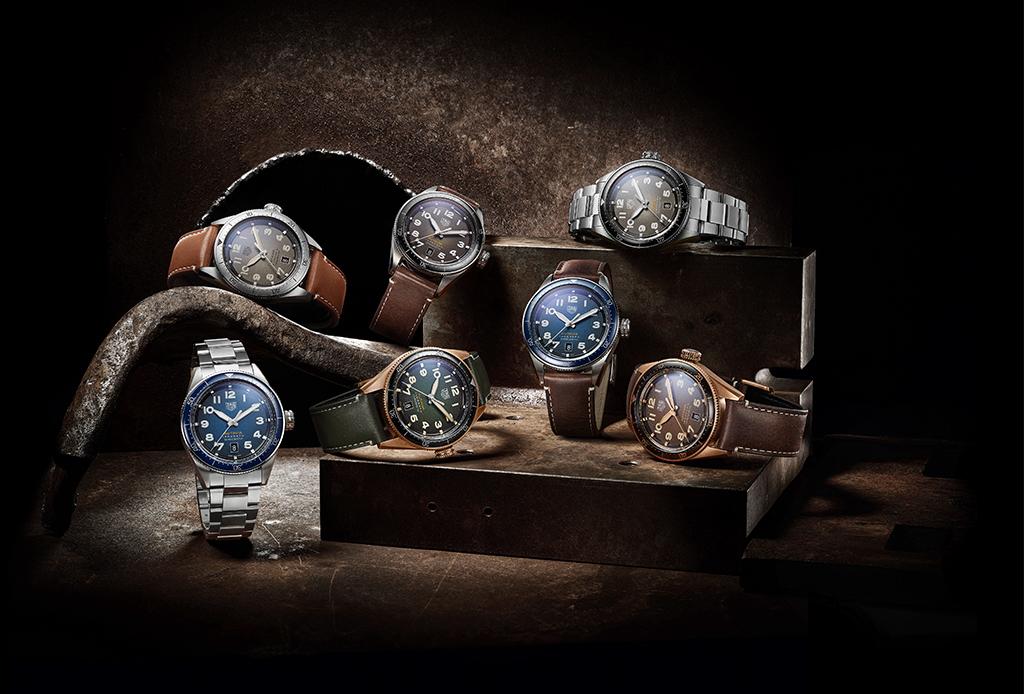 Conoce el nuevo modelo AUTAVIA de TAG Heuer, el exclusivo reloj que desearás tener