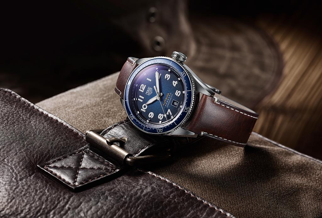 Conoce el nuevo modelo AUTAVIA de TAG Heuer, el exclusivo reloj que desearás tener - tag-heuer-3-1024x694